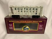 ✅mth Premier Southern Ps-2 Covered Hopper Car 20-97168 For O Scale Set Norfolk