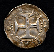 Pirate Treasure Awesome Silver Tostao Or 100 Reis Lisbon Portugal 1656-1683