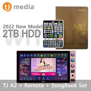 Tj Media A1 Plus Youtube Functions 21.5touch Screen Tablet Type Set/remote/book