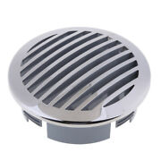 100mm 4inch Stainless Steel Louvered Vent Grill Cover Air Marine Boat Vent