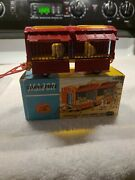 Old Style 1123 Corgi Toys Chipperfields Circus Animal Cage Made In Great Britain