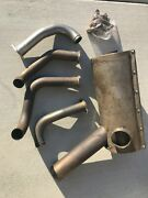 Aircraft Exhaust System For Textron Lycoming O-360-a4m Off Cessna 172