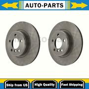For Mercedes-benz Ml320 Ml350 2x Centric Parts Front Disc Brake Rotor