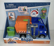 Blippi Recycling Truck - Sing Along Talking Educational Toy Free Shipping