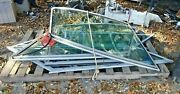 1997 Cruisers Yacht 3120 Taylor Made Windshield 4 Pieces