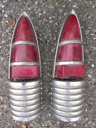 Austin Cambridge A55 1960's Tail Light Assembly Lh And Rh Rare Set - Other Models