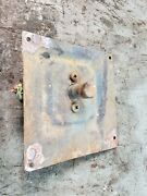 1953 1954 1955 Ford Truck Head Light Dimmer Switch W/ Mounting Plate