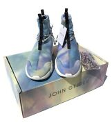 John Geiger 002 High Chella/coachella Size 12 Only 200 Total Pairs Made