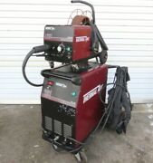 Thermal Arc 281 Fabricator Mig Welding Machine W/ Thermal A2281 And Hose, Gun..