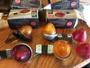 4 Vintage 1940s 1950s Clearance Lights Accessories