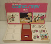 Vintage Urban Systems Make Your Own Comic Strips Fat Albert Cosby Kids 1973