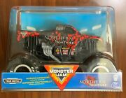 Spin Master Monster Jam Truck Northern Nightmare 124 Scale