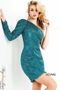 Jovani 03970 Short Cocktail Dress Lowest Price Guarantee New Authentic