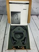 Vintage Bose Anr-1 Active Noise Reducing In Ear Headphones