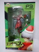 Persona3 Elizabeth Christmas Ver. Limited First Edition Complete Painted Pvc