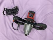 Electric Grout And Mortar Mixer Machine Dta Boss 1200w Mixer M1200mk2works Great