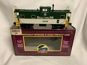 ✅mth Premier Southern Lighted Extended Vision Caboose 20-91232 For Diesel Engine