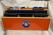 Lionel Jersey Central Line Ns Heritage Sd70ace Non-powered Diesel Engine 6-39594