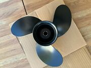 9 X 9   48-828156a12 Aluminum Outboard Propeller Fit Mercury Engines 6-15hp