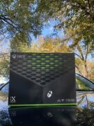 Microsoft Xbox Series X In Hand. Ships Today