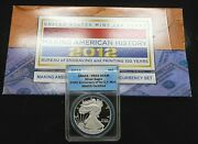 2012 Making American History Coin And Currency Set Anacs Pr69 Free Shipping