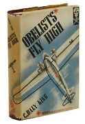 Obelists Fly High By C. Daly King First Edition 1935 Impossible Locked Room