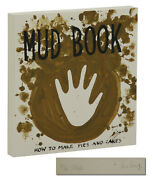 Mud Book John Cage And Lois Long Signed Limited First Edition 1983 1st 1/500