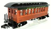 N Mdc Roundhouse 8507 34and039 Overton Gn Passenger Coach Nib