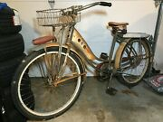 1946 Jc Higgins Colorflow Womenand039s Bicycle