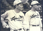 St Louis Cardinals Classic The Dean Brothers Dizzy Dean And Daffy Dean