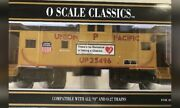 ✅k-line By Lionel Union Pacific Smoking Caboose For Up Diesel Steam Engine Smoke