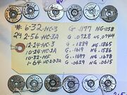 Lot Of 6-sets- Lincoln Gage - Thread Ring Gages - Assorted Sizes
