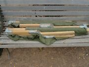 Us Military Surplus Folding Cot Unused 26 X 75 Not Stamped Military Fast Ship