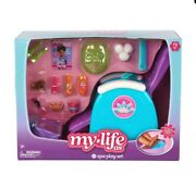 My Life As A Spa Play Set Chair For 18 Doll New Toy Gift