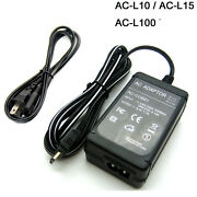8.4v Ac Adapter Power Charger For Sony Handycam Hdr-fx1 Hdr-fx7 Hdr-hc1 Hdr-sr1