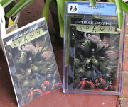 Curse Of The Spawn 19 Cgc 9.6 Nm+ White Pages