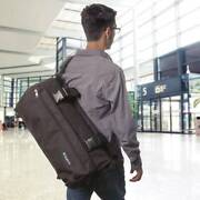 New Garment Suit Bags By Baglane Roll Up Carry On Luggage Gear Bags Blk Or Gry