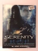 Firefly Serenity  Signed Official Boo Joss Whedon, Nathan Fillion, Summer Glau