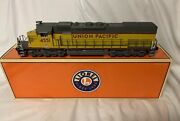 ✅lionel Union Pacific Sd40t-2 Diesel Engine 6-28255 Up Tunnel Motor O Scale