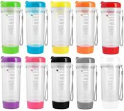 Teami Tea Tumbler Bottle, Double Layer Wall, Bpa Free You Pick Color And Size