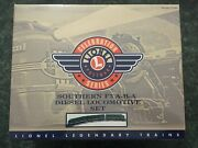 Lionel 6-38188 Southern F3 Diesel Aa Set Only - No B Unit I Am Keeping That