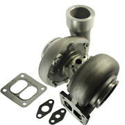 Universal Racing Performance Turbocharger Gt45 Up To 600hp T4 Flange And Gasket