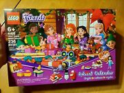 Lego Friends 41420 Advent Calendar Christmas Countdown 24 Gifts Building Toy