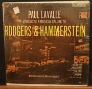 Paul Lavalle Conducts