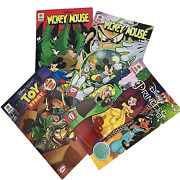 Disney Comics Collectable Issue 2 And Issue 3 You Pick Fill In Your Collection