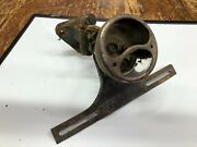 Vintage 1920's 1930's 1940's Duolamp Tail Light Bracket Car Old Truck Ford Parts