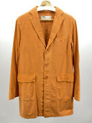 Naissance Shop Coat Size M Made In Japan Garment Dyed