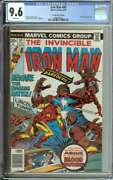 Iron Man 89 Cgc 9.6 White Pages // 30c Price Variant Highest Graded