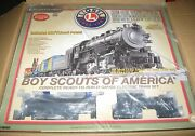 Lionel New 6-30161 Boy Scouts Of America 0-8-0 Freight Set Loco 1910