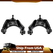 2x Front Upper Control Arm Ball Joint Assembly Fits 04-12 Chevrolet Colorado_wta